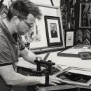 De Lijstenmaker   inlijsten   restauratie   atelierlijsten   Goirle
